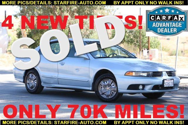 2003 Mitsubishi Galant ES Santa Clarita, CA