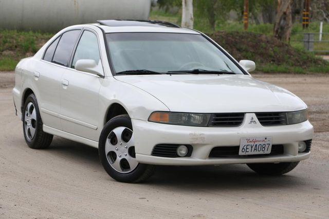 2003 Mitsubishi Galant ES Santa Clarita, CA 3