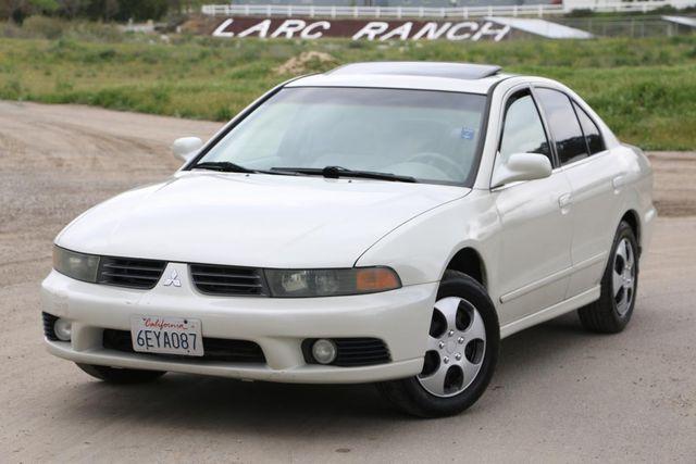 2003 Mitsubishi Galant ES Santa Clarita, CA 4
