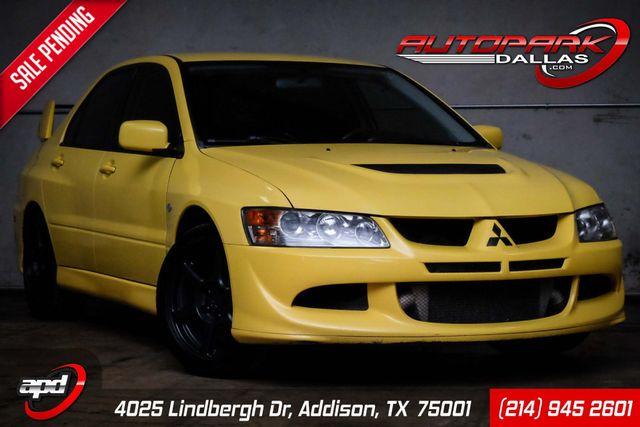 2003 Mitsubishi Lancer Evolution w/ MANY Upgrades