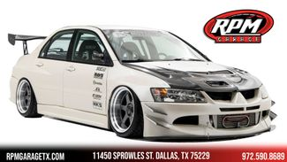 2003 Mitsubishi Lancer Evolution Widebody Show Car with Many Upgrades in Dallas, TX 75229