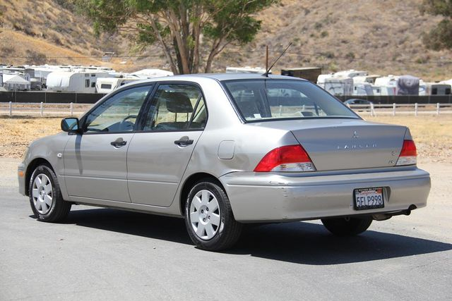 2003 Mitsubishi Lancer ES Santa Clarita, CA 5
