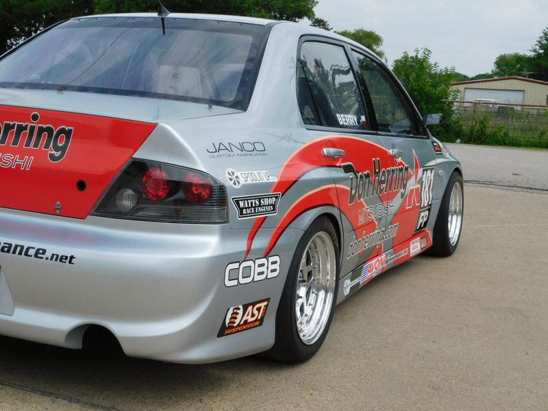 2003 Mitsubishi Lancer Evolution 8 SCCA Lightweight  city TX  Dallas Motorsports  in Wylie, TX