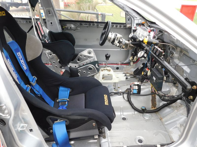 2003 Mitsubishi Lancer Evolution 8 SCCA Lightweight  city TX  Dallas Motorsports  in Wylie, TX