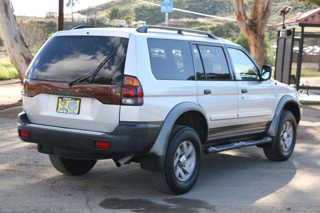 2003 Mitsubishi Montero Sport XLS Santa Clarita, CA 6