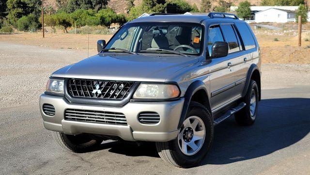 2003 Mitsubishi Montero Sport LS Santa Clarita, CA 4