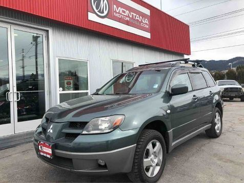 2003 Mitsubishi Outlander XLS in