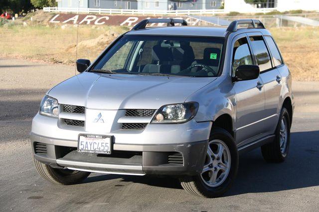2003 Mitsubishi Outlander LS Santa Clarita, CA 4