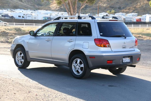 2003 Mitsubishi Outlander LS Santa Clarita, CA 5