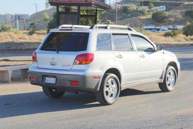 2003 Mitsubishi Outlander LS Santa Clarita, CA 6