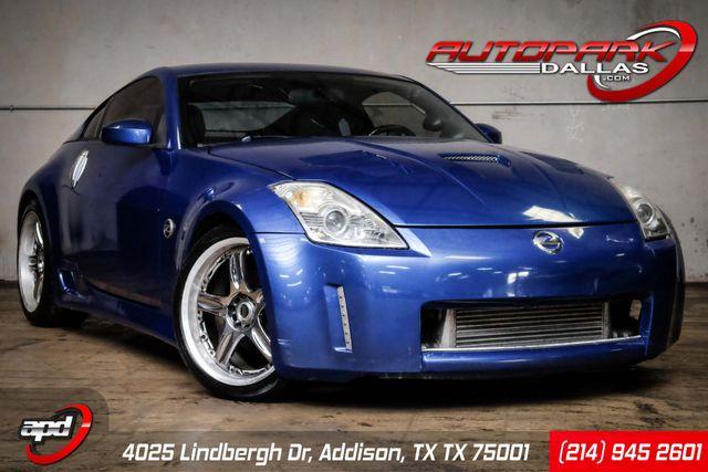 2003 Nissan 350Z Touring Turbo in Addison, TX 75001