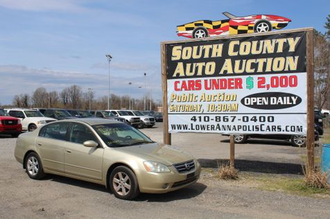 2003 Nissan Altima S in Harwood, MD