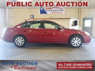 2003 Nissan Altima S | JOPPA, MD | Auto Auction of Baltimore  in Joppa MD