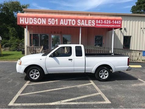 2003 Nissan Frontier XE | Myrtle Beach, South Carolina | Hudson Auto Sales in Myrtle Beach, South Carolina