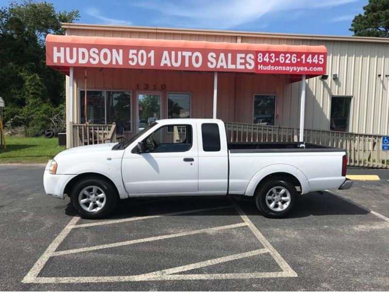 2003 Nissan Frontier XE | Myrtle Beach, South Carolina | Hudson Auto Sales in Myrtle Beach South Carolina
