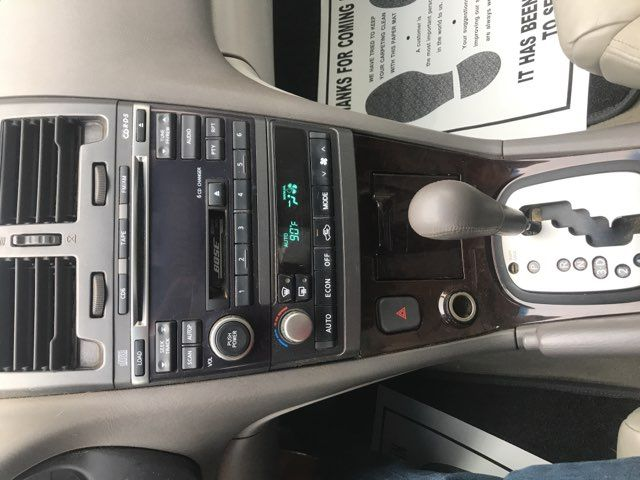 2003 Nissan Maxima GLE Knoxville, Tennessee 18