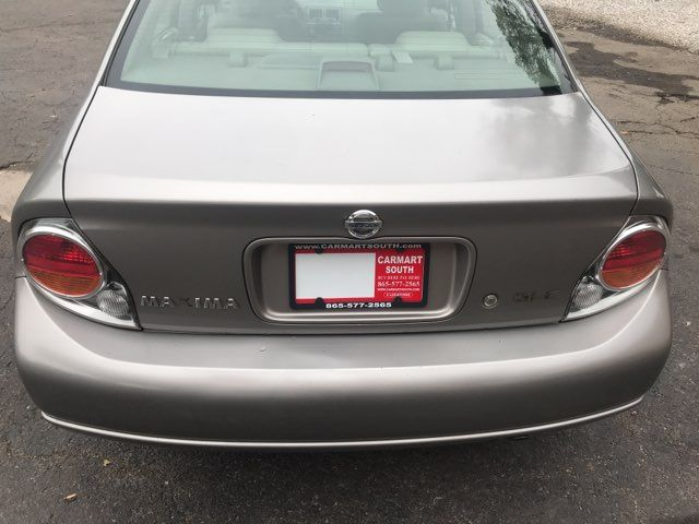 2003 Nissan Maxima GLE Knoxville, Tennessee 7