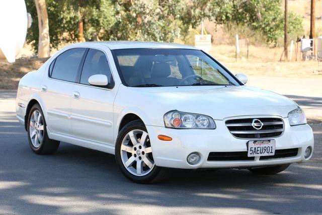 2003 Nissan Maxima GLE Santa Clarita, CA 3