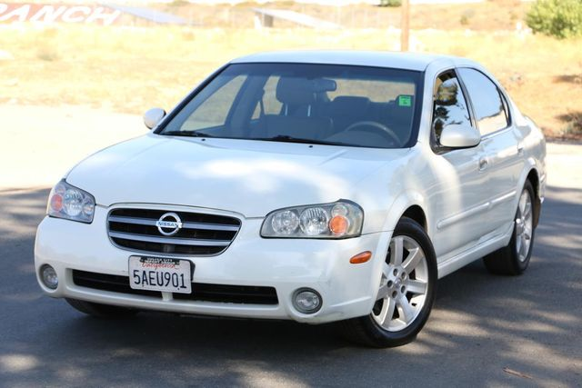 2003 Nissan Maxima GLE Santa Clarita, CA 4
