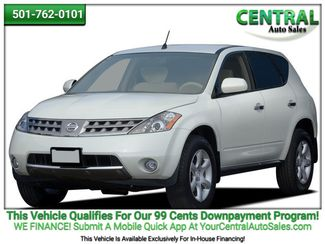 2003 Nissan Murano SL | Hot Springs, AR | Central Auto Sales in Hot Springs AR