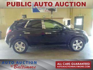2003 Nissan Murano SL | JOPPA, MD | Auto Auction of Baltimore  in Joppa MD