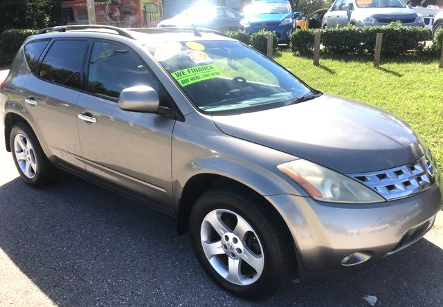 2003 Nissan Murano SL Knoxville, Tennessee 2