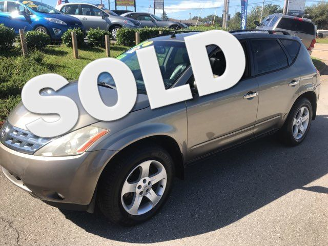 2003 Nissan Murano SL Knoxville, Tennessee