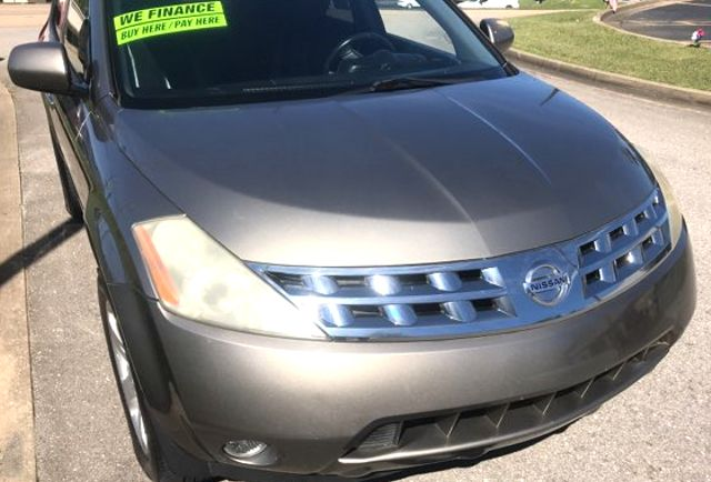 2003 Nissan Murano SL Knoxville, Tennessee 7
