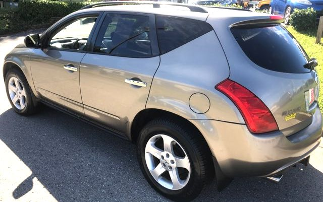 2003 Nissan Murano SL Knoxville, Tennessee 4