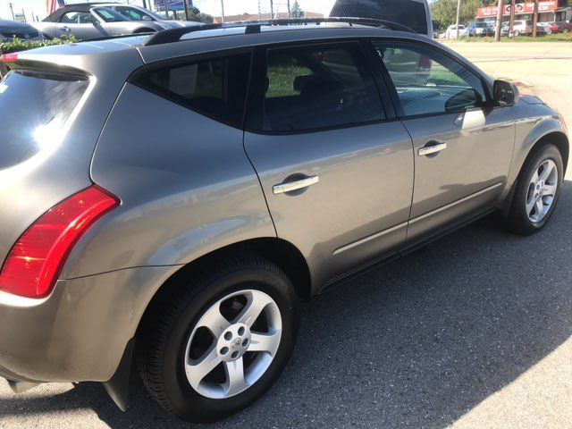 2003 Nissan Murano SL Knoxville, Tennessee 5