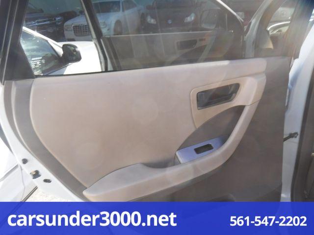2003 Nissan Murano SL Lake Worth , Florida 8
