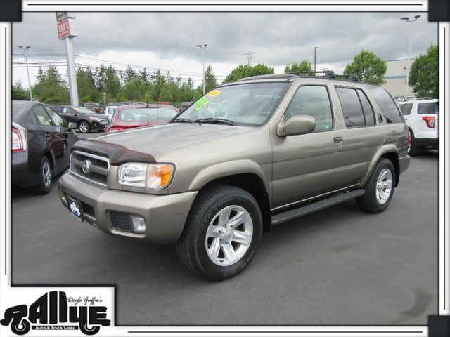 2003 Nissan Pathfinder LE in Burlington WA, 98233