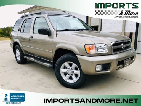 2003 Nissan Pathfinder SE 4wd in Lenoir City, TN