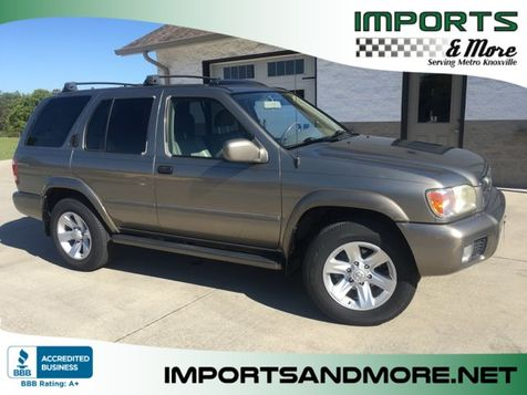 2003 Nissan Pathfinder LE 4wd in Lenoir City, TN