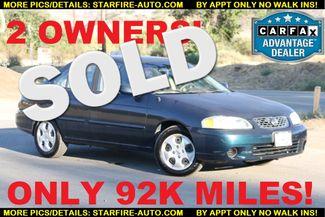 2003 Nissan Sentra GXE Santa Clarita, CA
