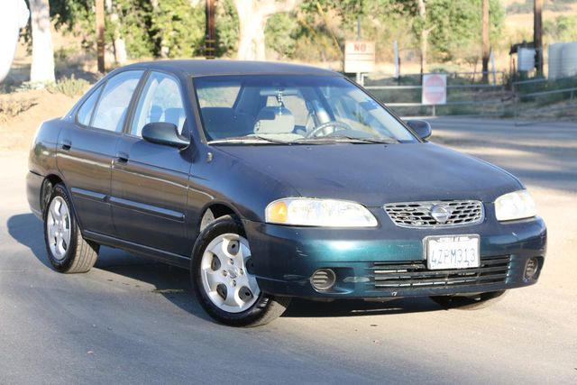2003 Nissan Sentra GXE Santa Clarita, CA 3