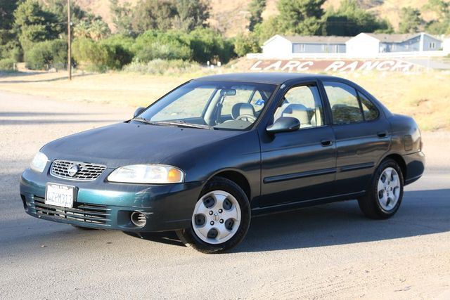 2003 Nissan Sentra GXE Santa Clarita, CA 1