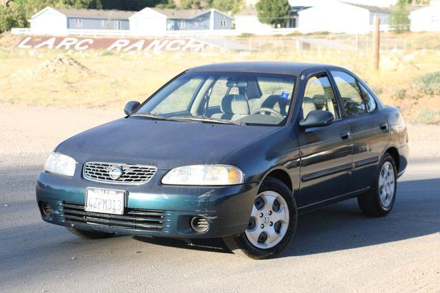 2003 Nissan Sentra GXE Santa Clarita, CA 4