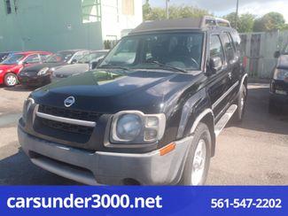 2003 Nissan Xterra XE Lake Worth , Florida 1