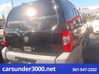 2003 Nissan Xterra XE Lake Worth , Florida 2