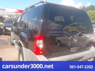 2003 Nissan Xterra XE Lake Worth , Florida 3