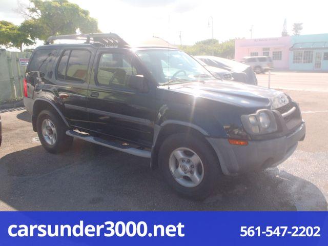 2003 Nissan Xterra XE Lake Worth , Florida