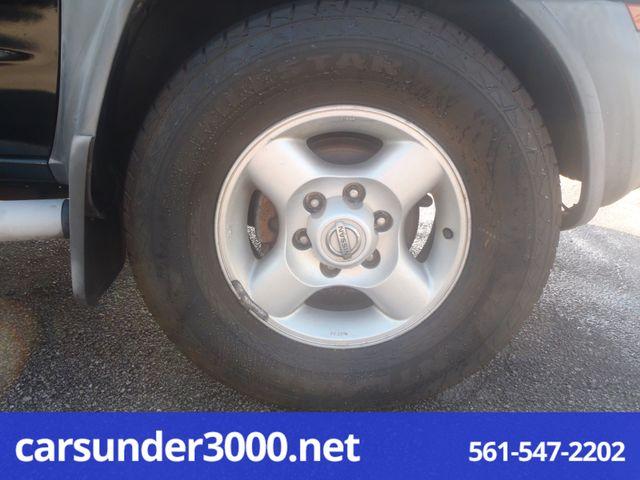 2003 Nissan Xterra XE Lake Worth , Florida 8