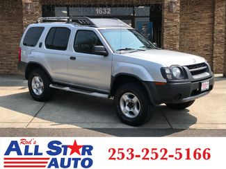 2003 Nissan Xterra SE 4WD in Puyallup Washington, 98371