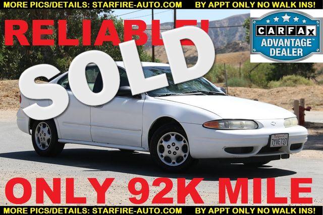 2003 Oldsmobile Alero GL1 Santa Clarita, CA
