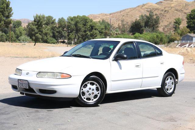 2003 Oldsmobile Alero GL1 Santa Clarita, CA 1