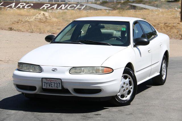 2003 Oldsmobile Alero GL1 Santa Clarita, CA 4