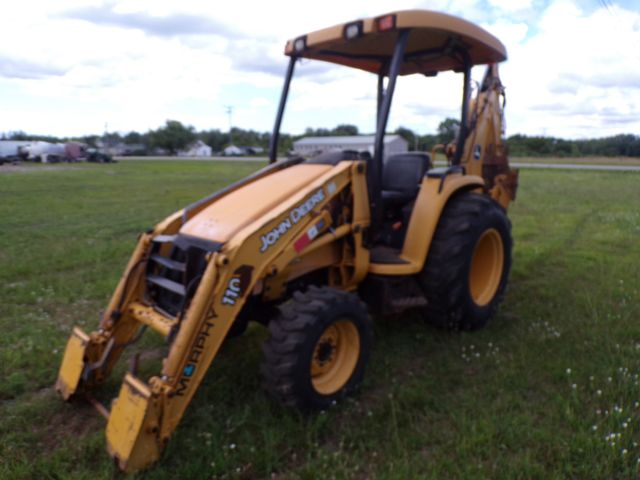 2003 Other John Deere 110 Backhoe Loader 4x4 Low Hours