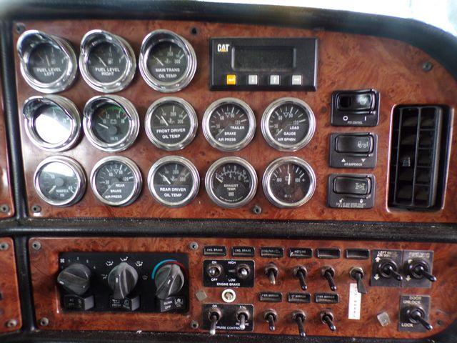 2003 Peterbilt 379 Car Hauler Cat 6NZ 13 Speed Cotrell Carrier Recent Gold Overhaul 286k Engine Burn Easy Fix in Ravenna, MI 49451