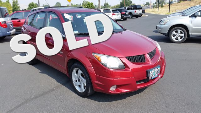 2003 Pontiac Vibe  | Ashland, OR | Ashland Motor Company in Ashland OR